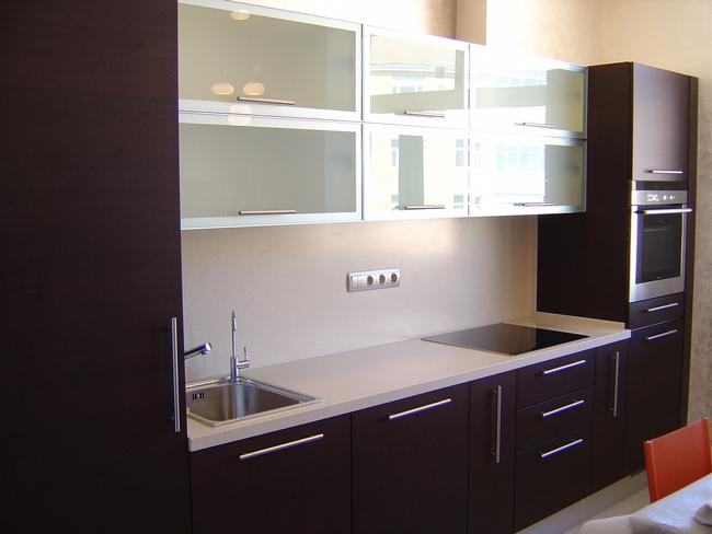 Кухонный гарнитур из дсп своими руками фото 76